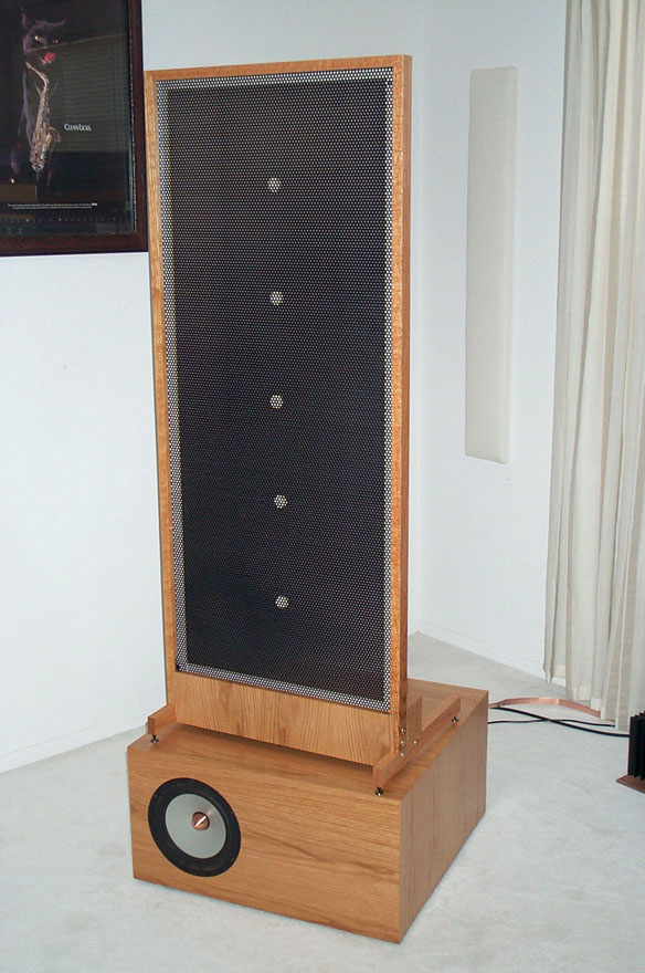Diy Planar Loudspeakers