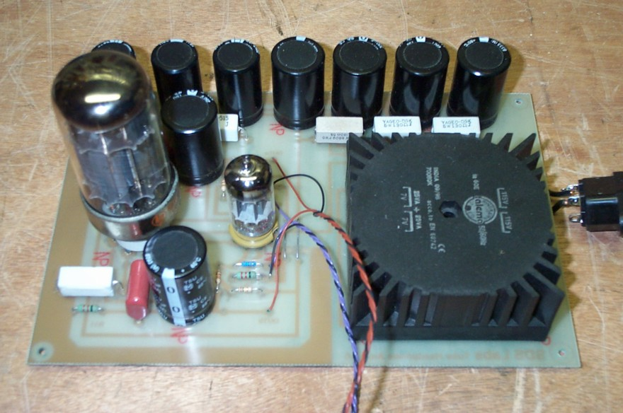 Best Possible Tube Headphone Amp Diyaudio
